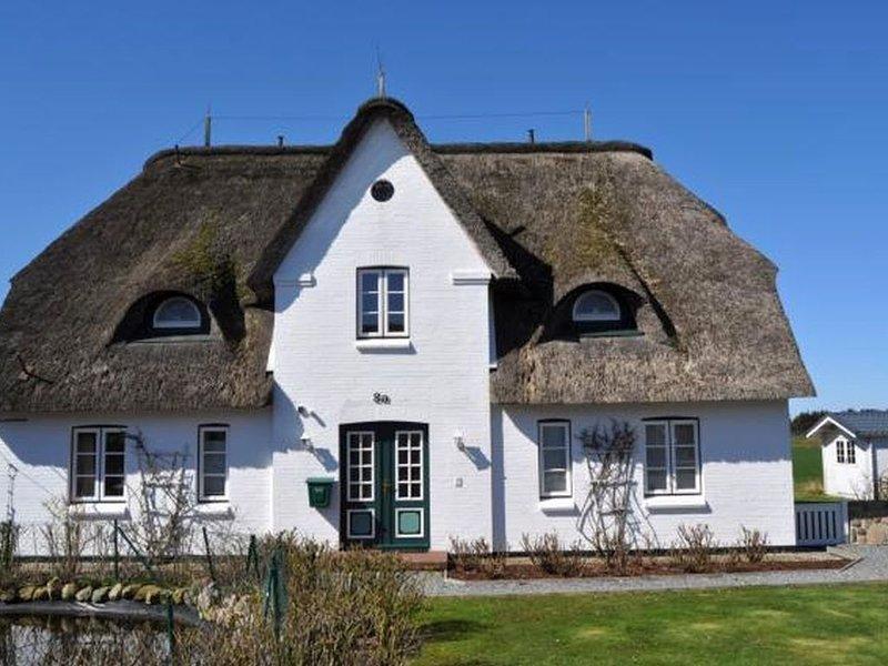 Ferienwohnung/App. für 3 Gäste mit 55m² in Dunsum (105372), holiday rental in Norddorf