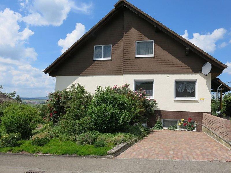 Ferienwohnung-Heideweg -- inkl. WLAN -- Hofgeismar-Carlsdorf -- Nord-Hessen, vacation rental in Espenau