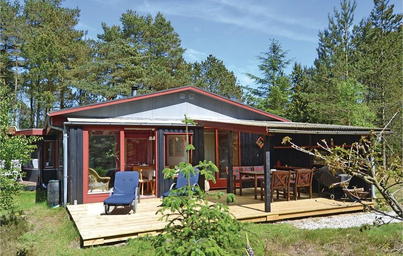 2 Zimmer Unterkunft in Jerup, vacation rental in North Jutland