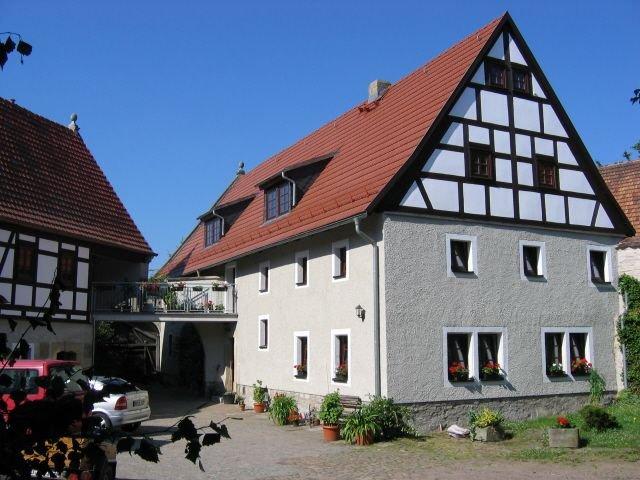 Ländliche Idylle am westlichen Stadtrand von Dresden, location de vacances à Coswig