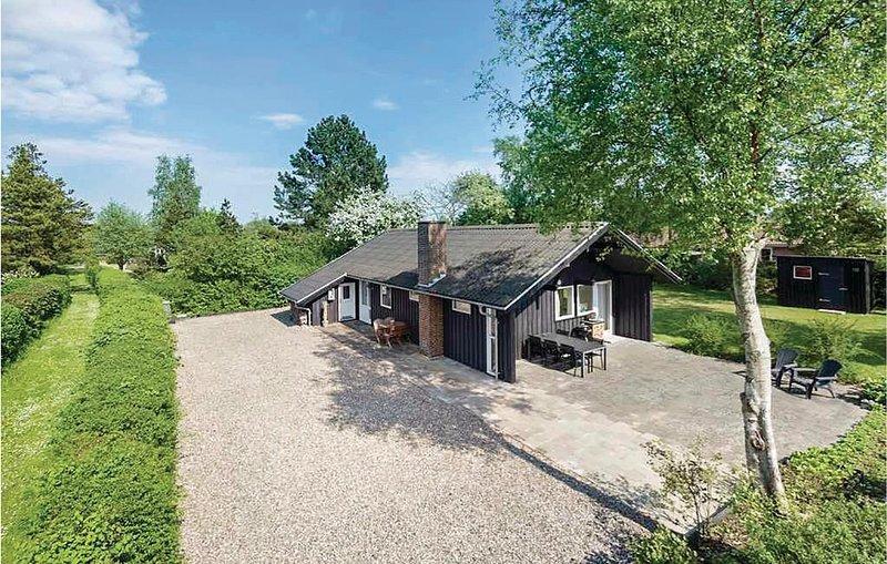 3 Zimmer Unterkunft in Sydals, alquiler vacacional en Soenderborg