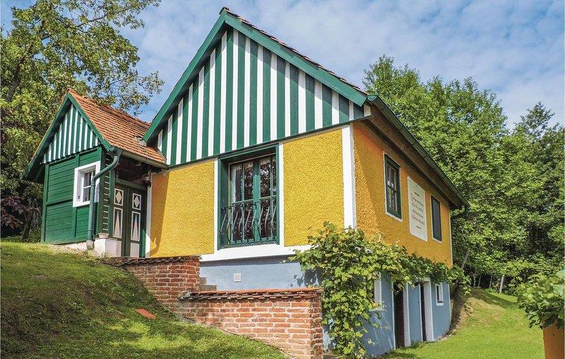 1 Zimmer Unterkunft in Breitenfeld, location de vacances à Kukmirn