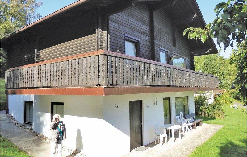 2 Zimmer Unterkunft in Thalfang, holiday rental in Thalfang