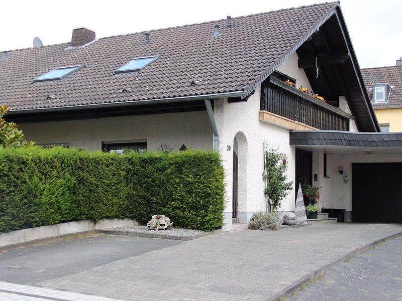 Ferienwohnung Becker, Ihr Urlaub in Bitburg, holiday rental in Malberg