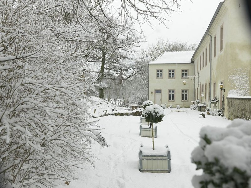 Schloss Neuenhagen, Stille und Flair im Oderbruch, location de vacances à Schmargendorf