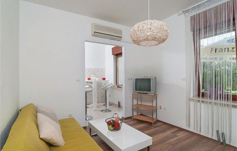 1 Zimmer Unterkunft in Split, aluguéis de temporada em Kamen