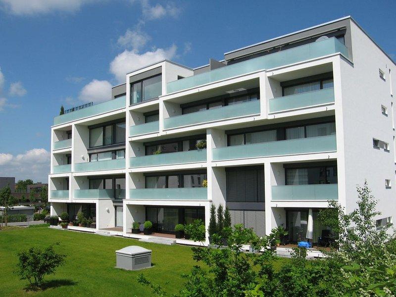 Fewo Speicherquartier - Exkl. 3-Zi.-Apartment (F***** DTV ) nahe der Innenstadt, alquiler de vacaciones en Bleckede