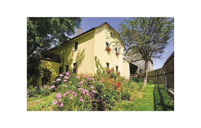 2 Zimmer Unterkunft in Weischlitz/Geilsdorf, vacation rental in Oberkotzau