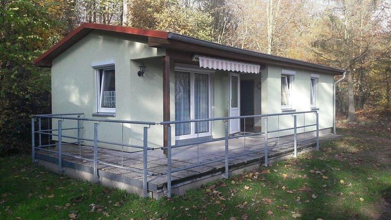 Ferienhaus für 4 Gäste mit 60m² in Feldberger Seenlandschaft (66411), holiday rental in Hohenzieritz