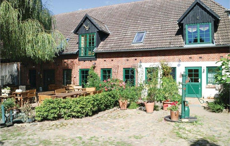 2 Zimmer Unterkunft in Thulendorf/Sagerheide, holiday rental in Roggentin