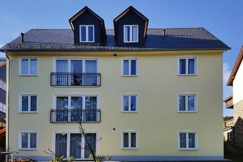 Appartements Hollandhaus, Oberwiesenthal, alquiler vacacional en Crottendorf