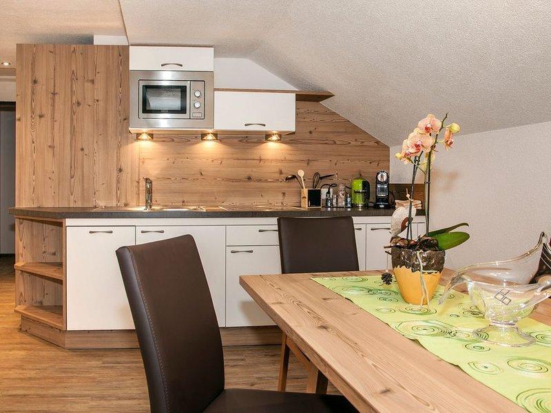Ferienwohnung/App. für 6 Gäste mit 75m² in Kaunertal (60629), holiday rental in Kaunertal