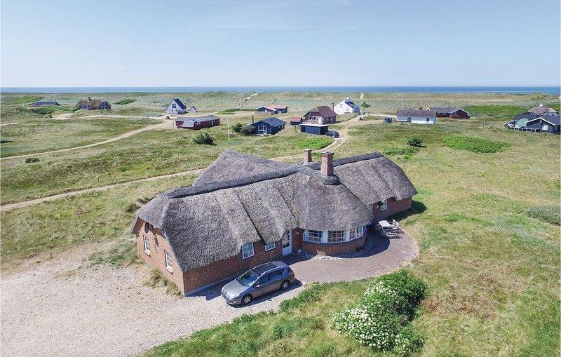 7 Zimmer Unterkunft in Harboøre, location de vacances à Lemvig