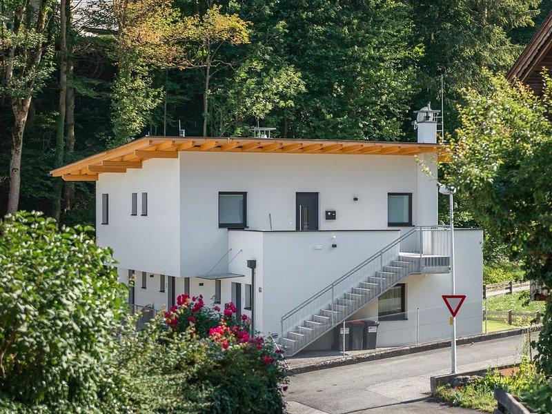 Ferienwohnung Unterlechnung in Vomp, holiday rental in Kolsassberg