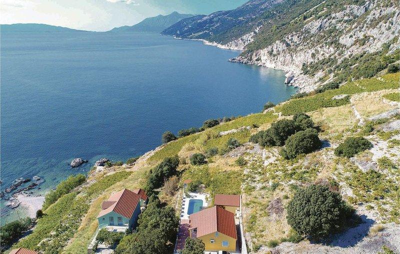 2 Zimmer Unterkunft in Dingac, holiday rental in Podobuce