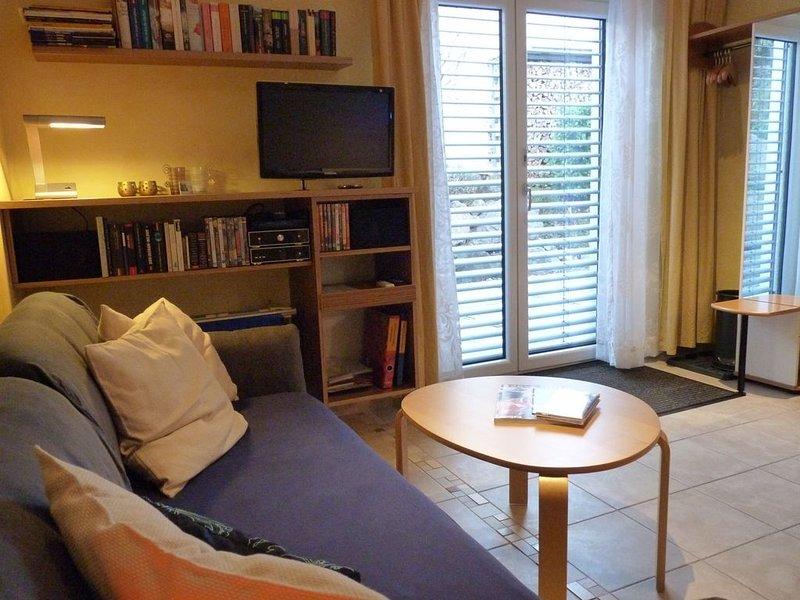 Ferienwohnung mit 40qm, 1 Schlafzimmer, 1 Wohn-/Schlafraum, für maximal 2 Person, holiday rental in Wasserburg