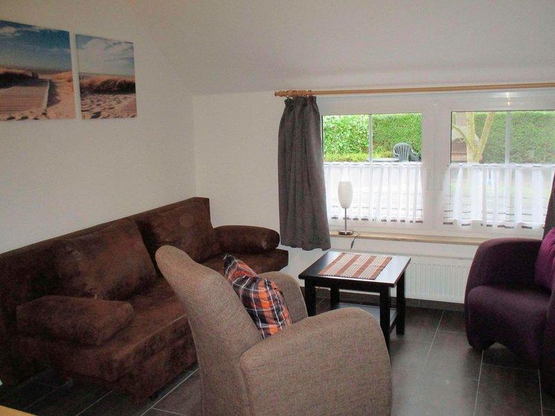 Ferienwohnung/App. für 4 Gäste mit 35m² in Wangerland (94322), casa vacanza a Wangerland