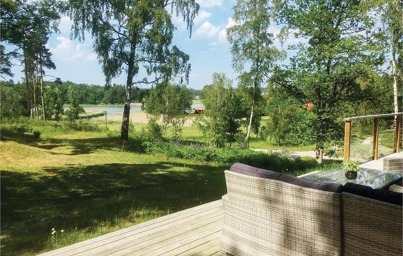 3 Zimmer Unterkunft in Trosa – semesterbostad i Ösmo