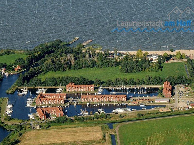 Ferienwohnung/App. für 4 Gäste mit 45m² in Ueckermünde (55036), casa vacanza a Ueckermunde