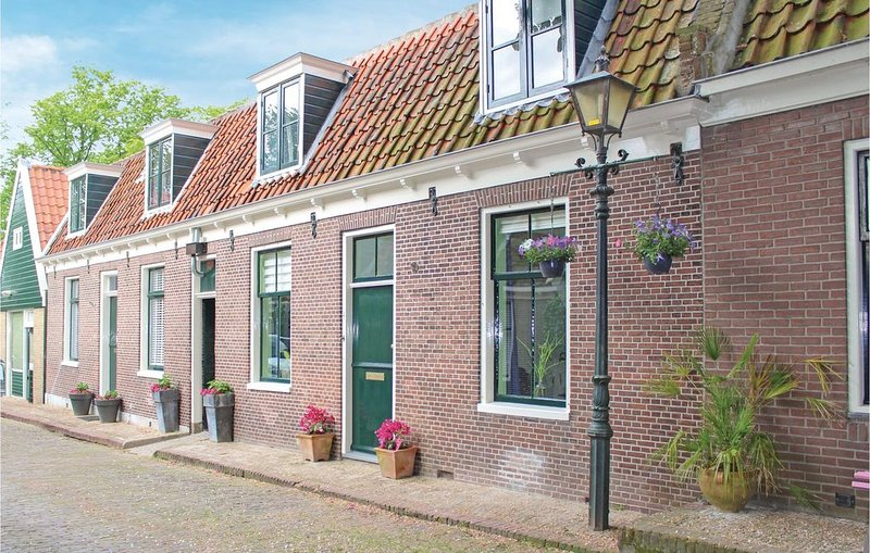 2 Zimmer Unterkunft in Edam, vacation rental in Warder