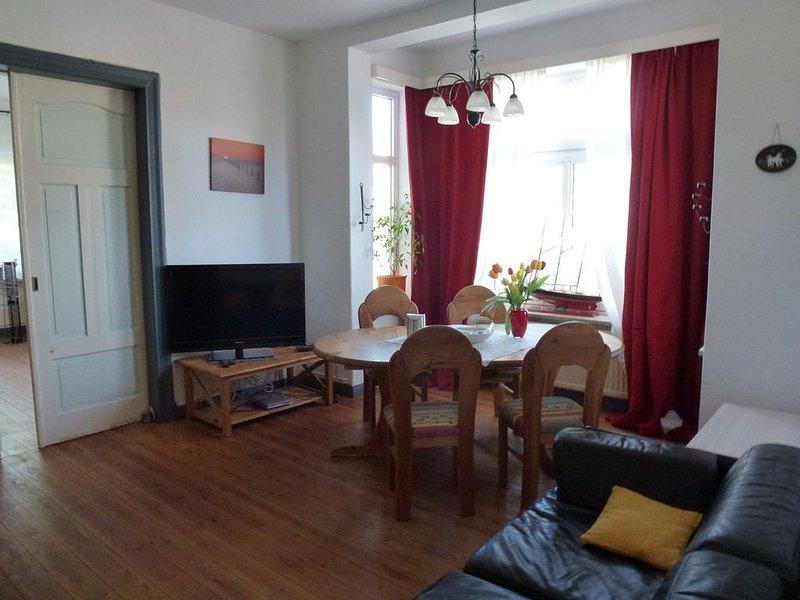 Moly 2 Ferienunterkunft mit Garten, holiday rental in Lemkendorf