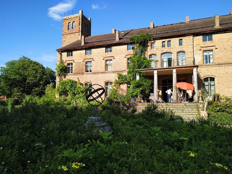 Gutshaus Polßen - Urlaub in der Uckermark, location de vacances à Schmargendorf