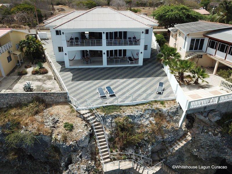 Traumhafte Wohnung am Meer 'B', alquiler de vacaciones en Parque Nacional Christoffel