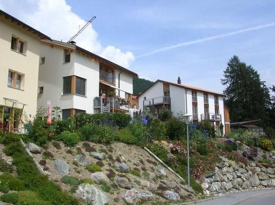Ferienwohnung Ftan für 2 - 3 Personen mit 1 Schlafzimmer - Ferienwohnung in Vill, casa vacanza a Guarda