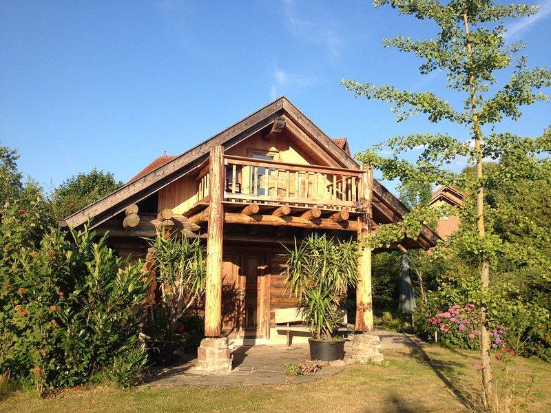 Gemütliches Ferienhaus am Reinhardswald in der Nähe der Sababurg, vacation rental in Delliehausen