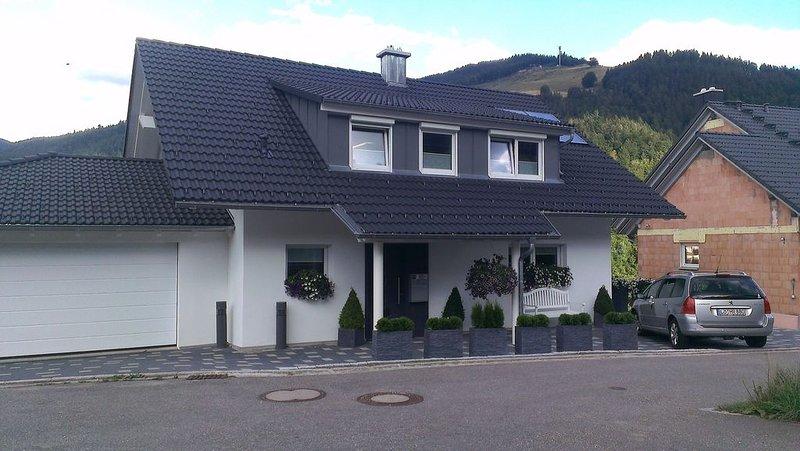 FeWo Barbara in Todtnau / Schwarzwald - ideal für 2 Personen, vacation rental in Todtnau