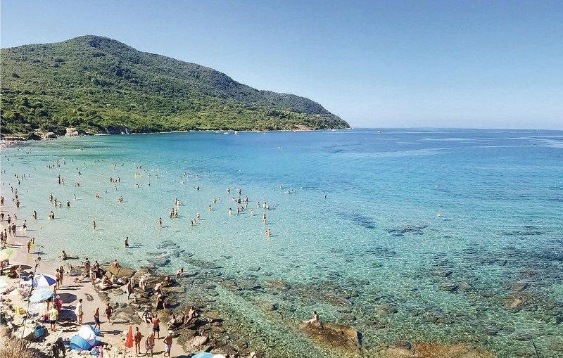 2 Zimmer Unterkunft in Ogliastro Marina, holiday rental in Ortodonico Cilento