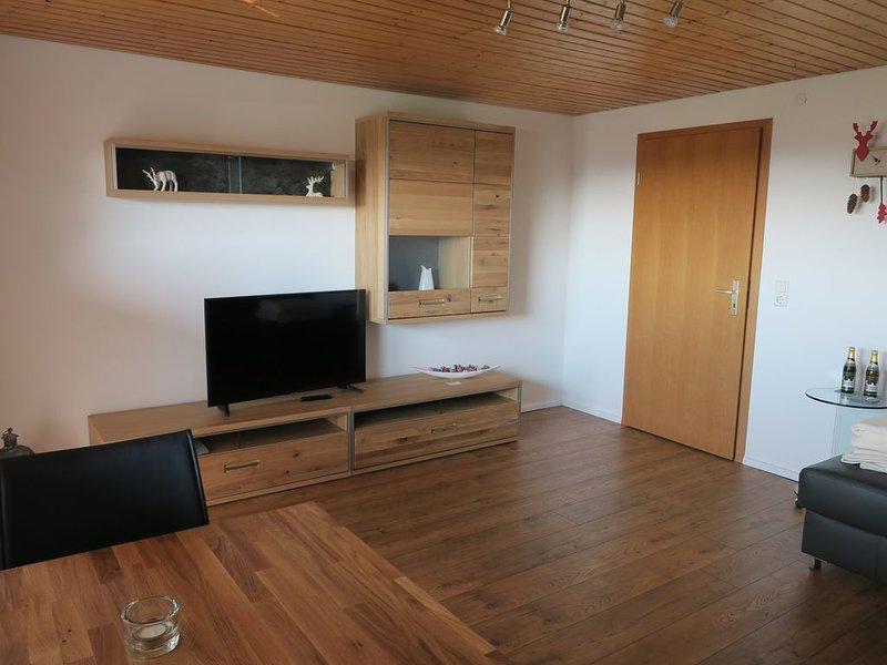 Ferienwohnung, 50qm, 1 Schlafzimmer, 1 Wohnzimmer Balkon und Terrasse, max. 2 Pe, holiday rental in Sankt Blasien