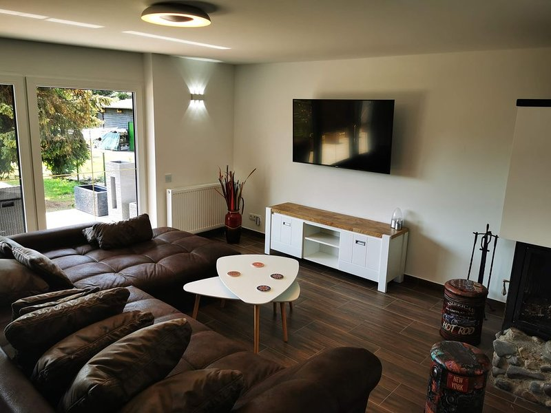 Willkomen im Ferienhaus Oebel in Brüggen, holiday rental in Vlodrop