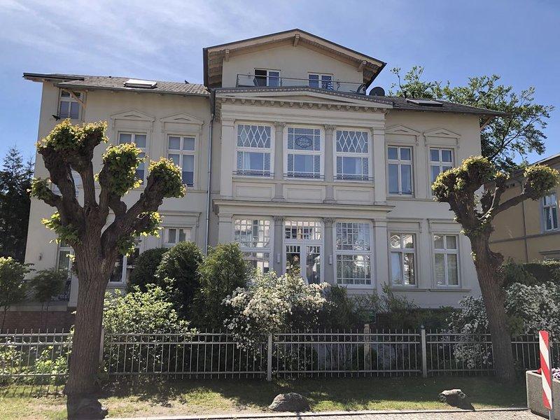 Villa Hähle - Wohnung Nr. 4, Ferienwohnung in Seebad Heringsdorf