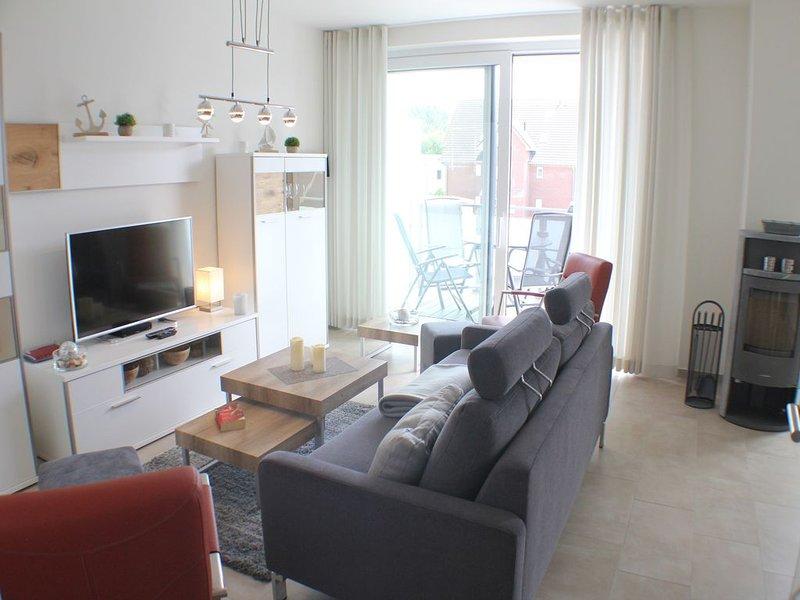 Sonnengarten 19 - Exklusive Neubau-Wohnung im Sonnengarten in Kellenhusen (2019), location de vacances à Kellenhusen