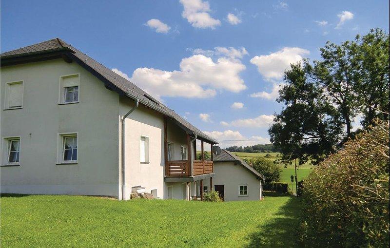 3 Zimmer Unterkunft in Fleringen, holiday rental in Prüm