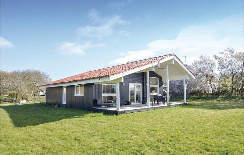 4 Zimmer Unterkunft in Askeby, location de vacances à Bogoe