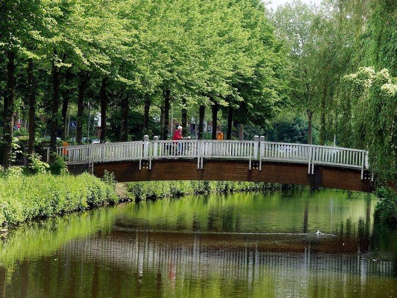 Hochwertiges Ferienhaus direkt am See, holiday rental in Uelsen