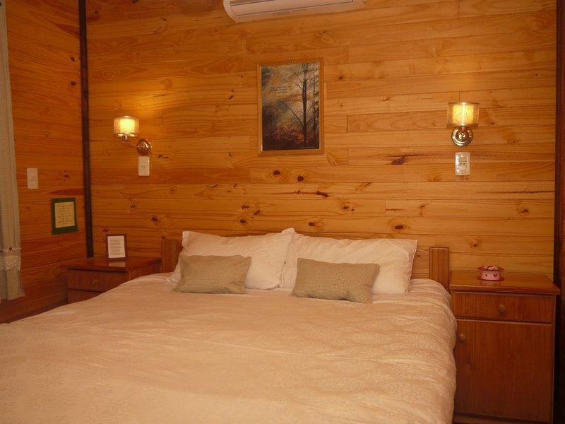 Romantische Hütte mitten im sonnigen Chaco, alquiler de vacaciones en Paraguay