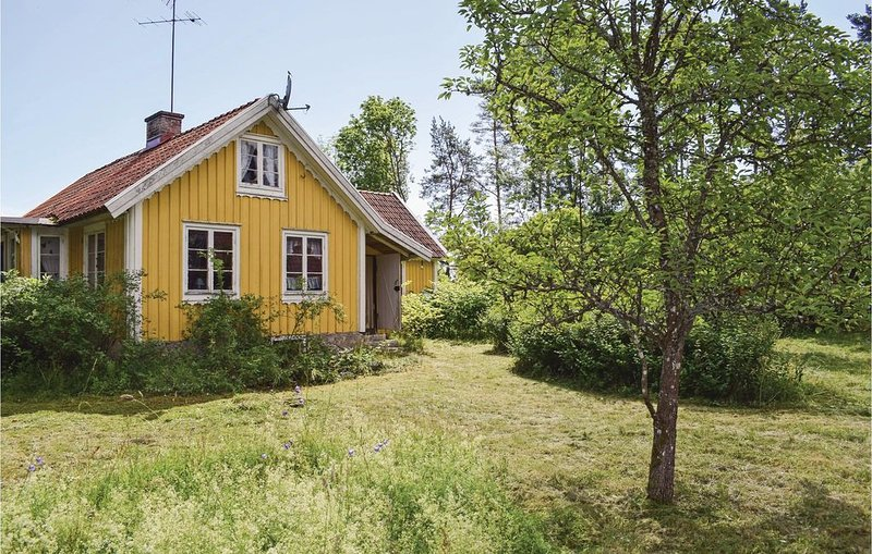 3 Zimmer Unterkunft in Torsås, holiday rental in Degerhamn
