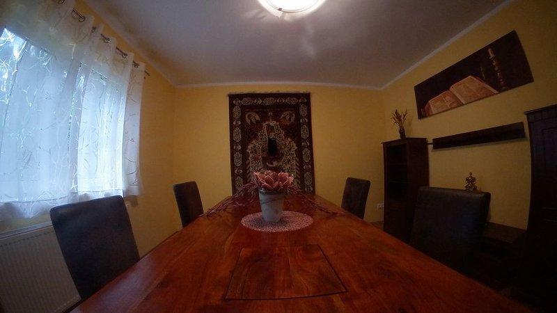 Ferienhaus für 6 Gäste mit 160m² in Beelitz (93160), holiday rental in Niemegk