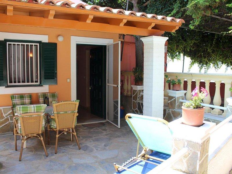 Apartment direkt am Meer mit traumhaftem Meerblick | Paramonas, Korfu, holiday rental in Agios Matthaios