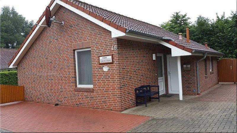 Ferienhaus für 4 Gäste mit 65m² in Papenburg (60541), holiday rental in Westoverledingen