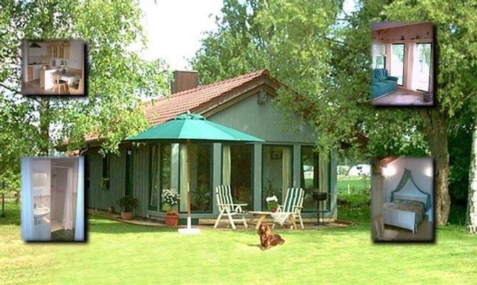 Ferienhaus Sehlen für 1 - 2 Personen - Ferienhaus, holiday rental in Bergen auf Ruegen