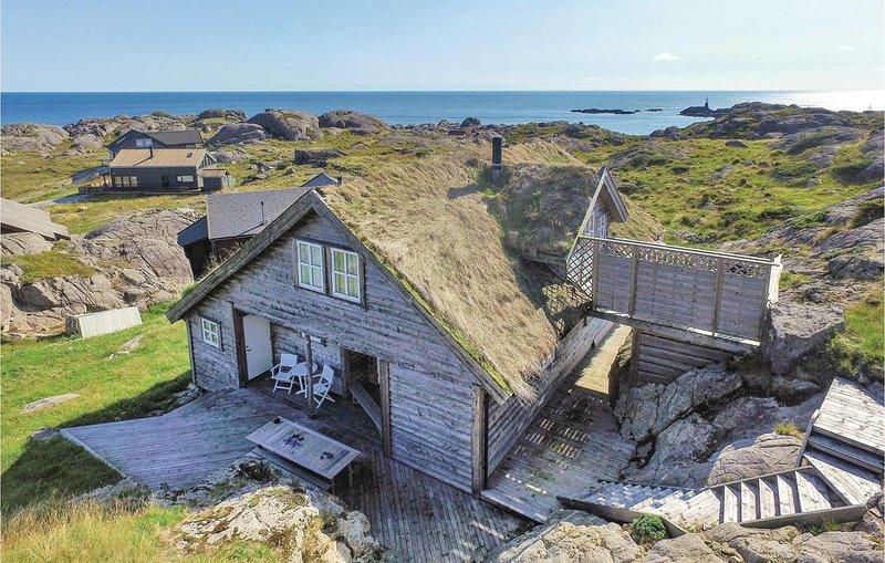 4 Zimmer Unterkunft in Egersund, vacation rental in Rogaland