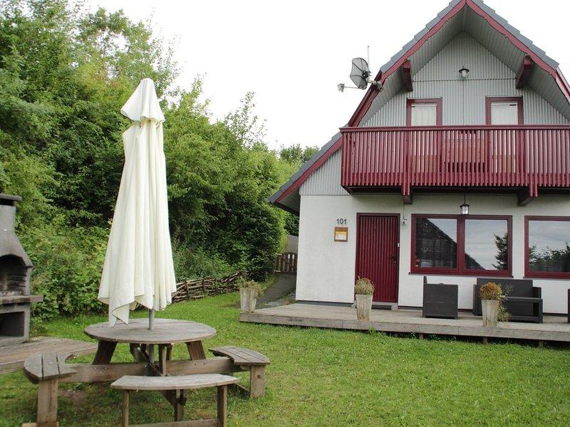 Ferienhaus für 6 Gäste mit 75m² in Kirchheim (63680), vacation rental in Fulda
