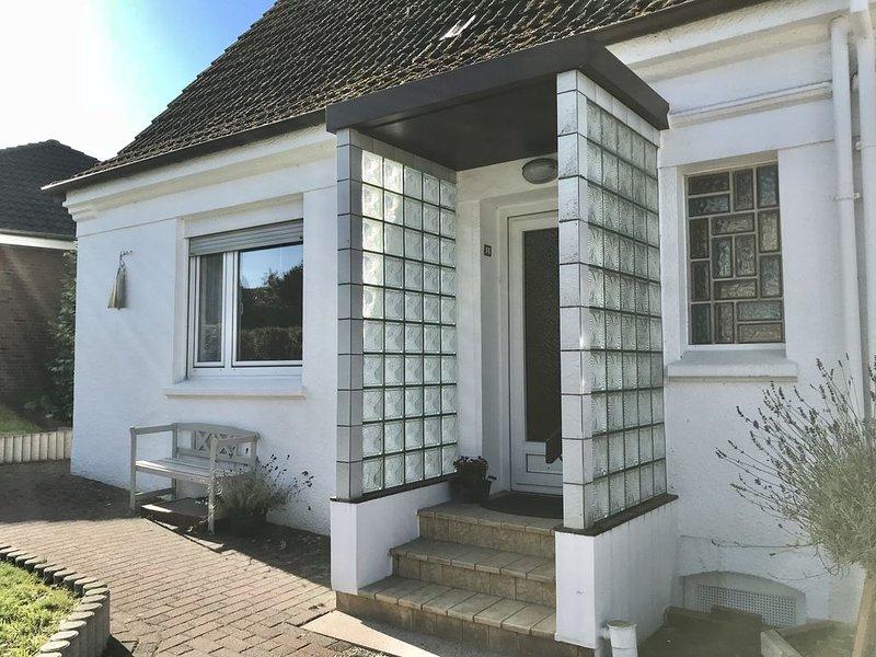 Herzlich Willkommen im LIEGEPLATZ TWEE in Laboe, holiday rental in Kiel