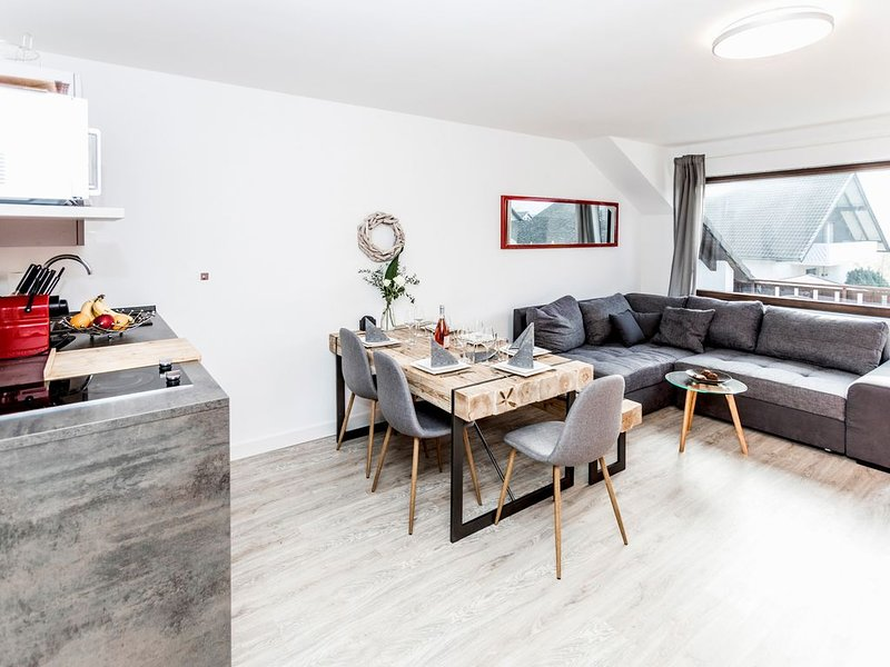 Ferienwohnung/App. für 6 Gäste mit 57m² in Winterberg (121003), vacation rental in Hallenberg