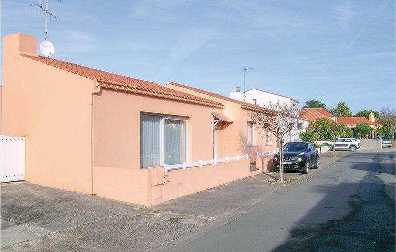 2 Zimmer Unterkunft in Olonne sur Mer, holiday rental in L'Ile-d'Olonne