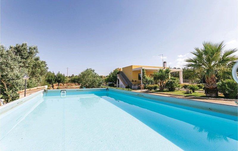 3 Zimmer Unterkunft in Ragusa -RG-, vacation rental in Donnafugata